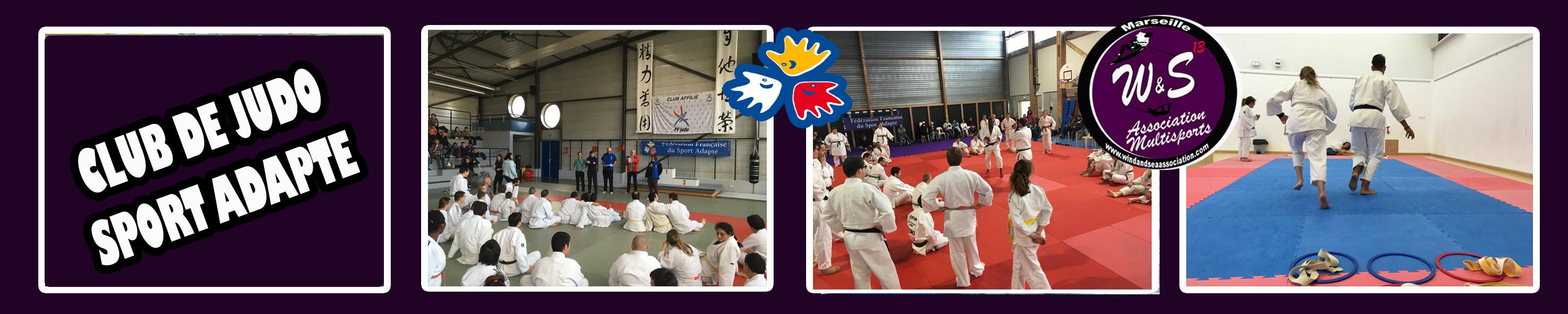3-Le Club de Judo (1) Sport Adapté W&S